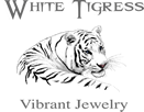 White Tigress Vibrant Jewelry logo